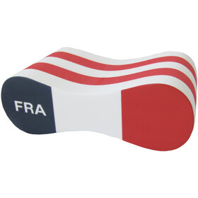 TYR FFN Pull Buoy France, red/white/blue